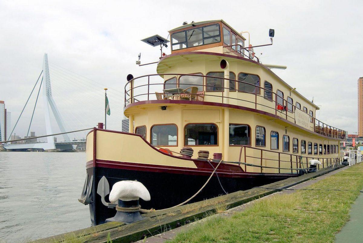 Rondvaart door de Rotterdamse haven! | Cadeaubon