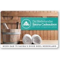 greetz De Nederlandse Sauna Cadeaubon
