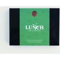 Momento lunch voor 2 €31.00