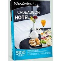 greetz Wonderbox hotel